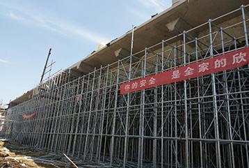 濮阳大庆路跨金堤河桥项目