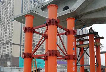 郑州市四环线及大河路快捷化工程--西四环段施工三标段项目