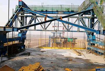 中建路桥集团有限公司国道234黄河大桥项目
